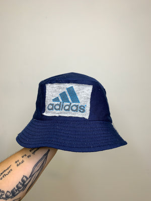Load image into Gallery viewer, Reworked Adidas Bucket Hat