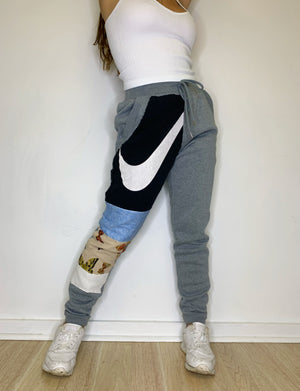 Load image into Gallery viewer, Nike Patchwork Joggers