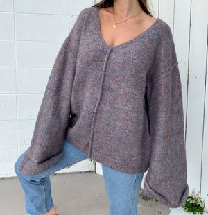La Luna Oversized Sweater