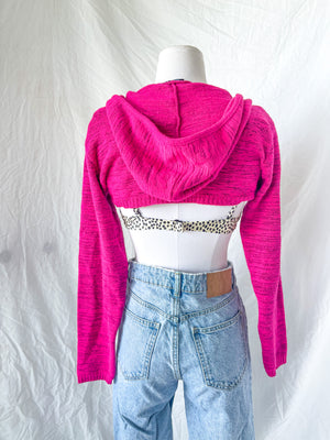 Steve Madden Cropped Cardigan