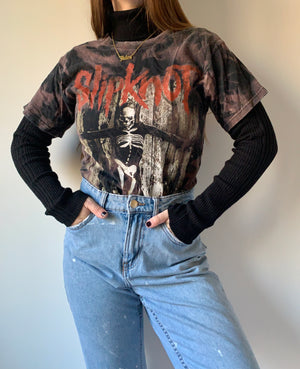 Load image into Gallery viewer, Slipknot Bleach Tee