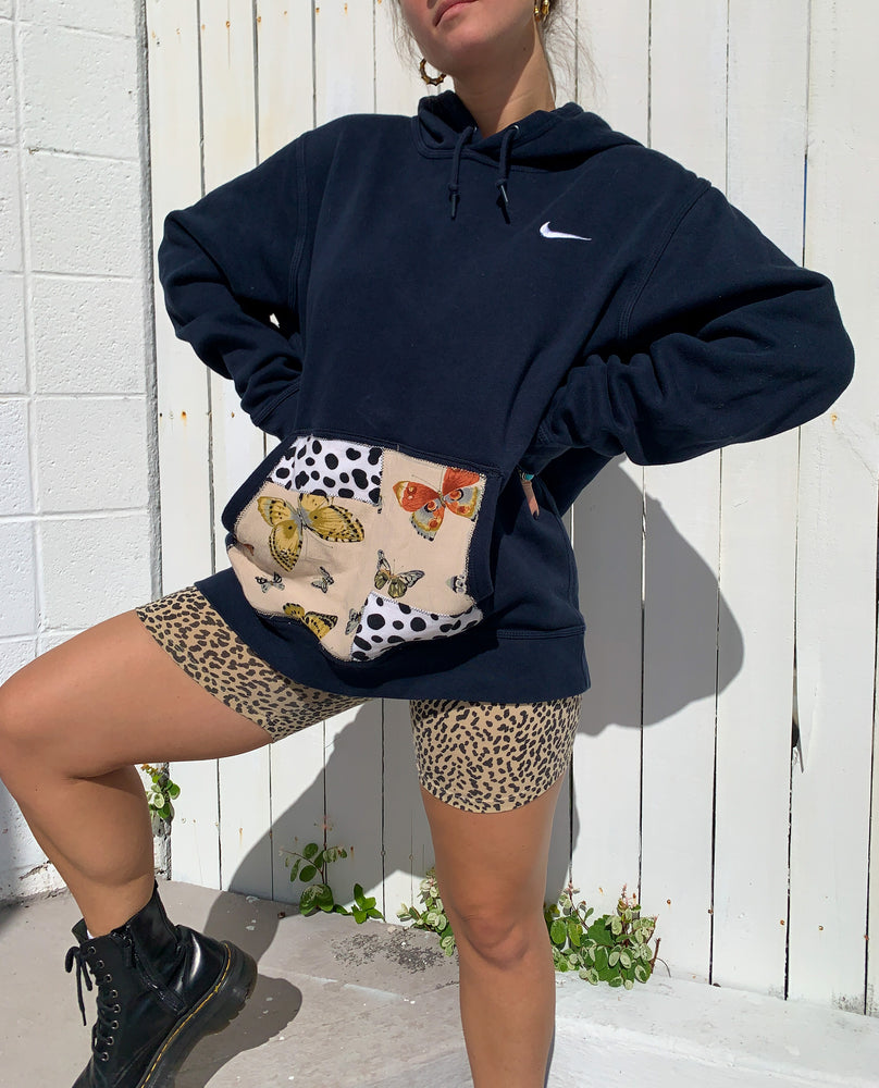 Load image into Gallery viewer, Nike Patchwork Hoodie
