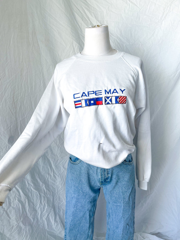 Load image into Gallery viewer, Vintage Cape May Crewneck