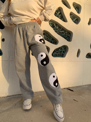 Load image into Gallery viewer, Yin Yang Sweatpants