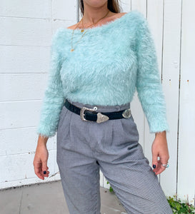 Fuzzy Chic Sweater