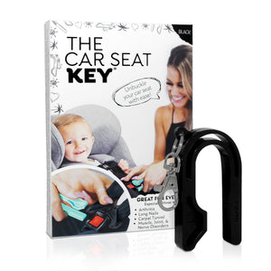 The Car Seat Key (1 Packs)