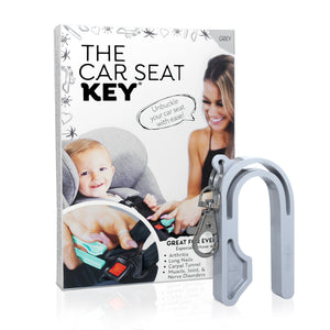 The Car Seat Key Trio