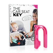 Load image into Gallery viewer, The Car Seat Key Neon Colors