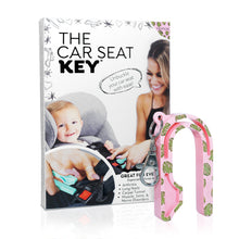 Load image into Gallery viewer, The Car Seat Key Tropical Edition