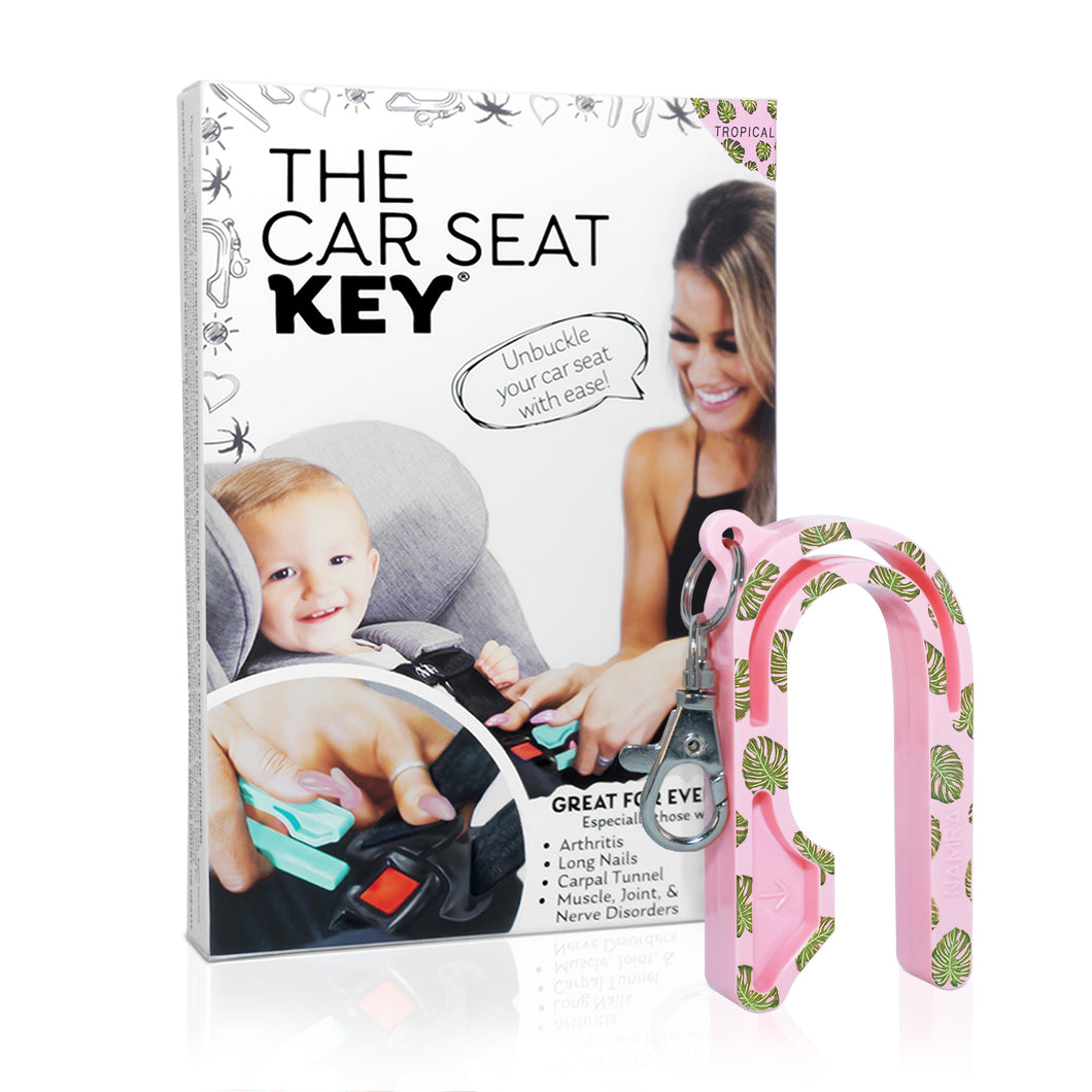 The Car Seat Key Tropical Edition