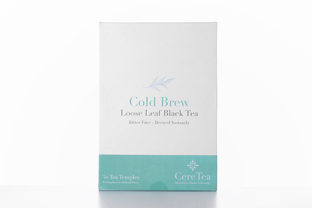 Cold-Brewed Black Tea