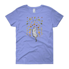 A Catful of Fruits Gildan 5000 Women's Shirt