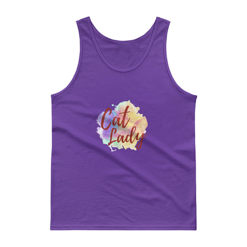 Cat Lady Tank top