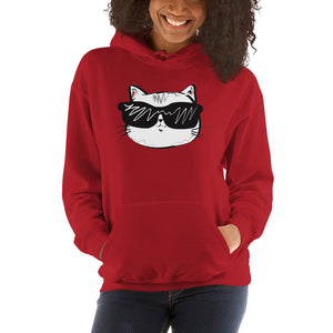 Cool Cat Hooded Sweatshirt