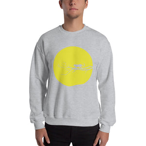 Yellow Jaguar Sweatshirt