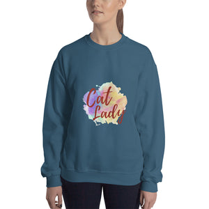 Cat Lady Sweatshirt