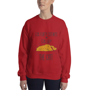 50 Percent Cuteness and Lazy Sweatshirt