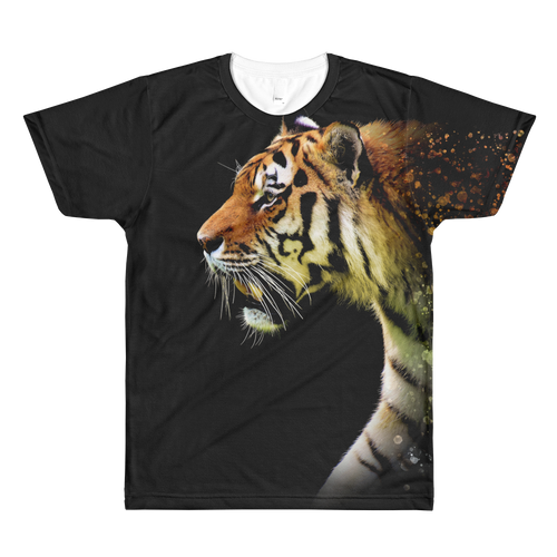 The Daddy Kitty All-Over Printed Unisex T-Shirt