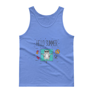 Hello Summer Tank top