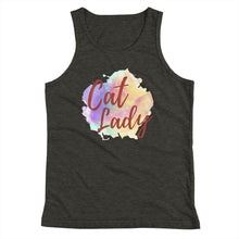 Cat Lady Youth Tank Top