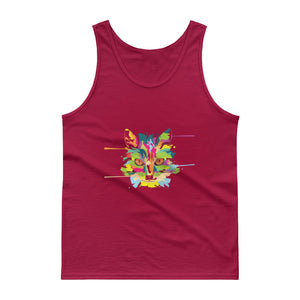Cat Art Tank top