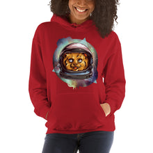 Space Cat Hooded Sweatshirt