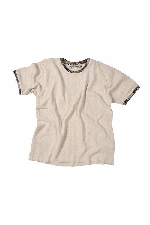 natural-rough-tshirts-offwhite-cotton-weaving-handcrafted