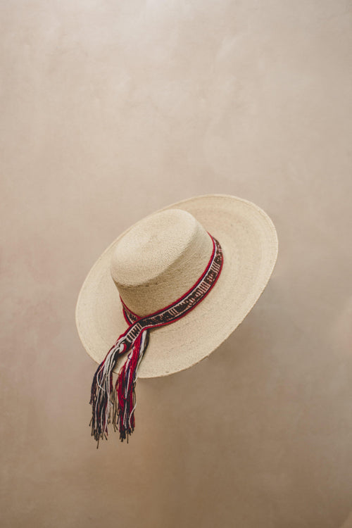 Felipe Hat - Natural Rough