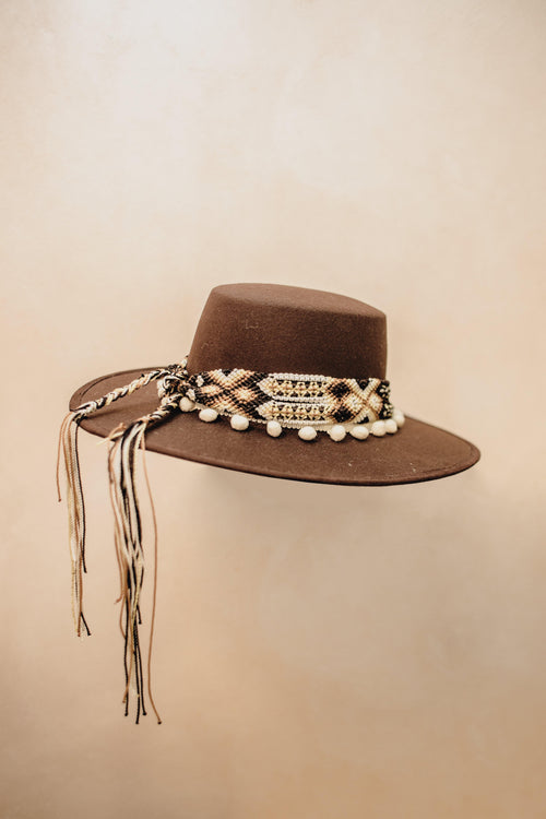 Armando Hat - Natural Rough