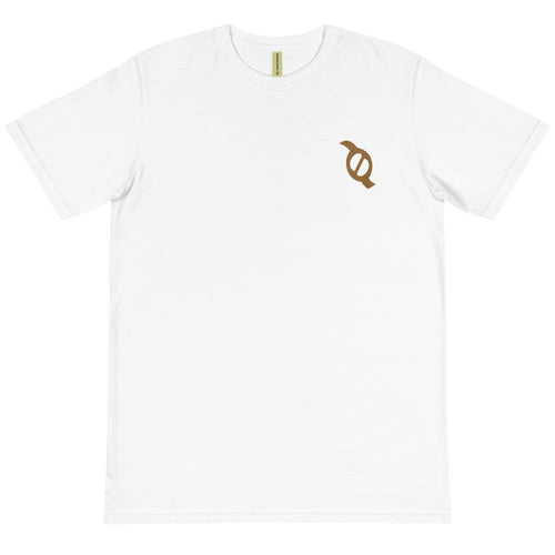Organic T-Shirt Natural Rough