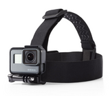 Head strap mount For Gopro Hero 4/5 (and others)