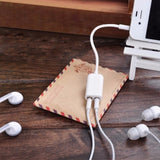 2 in 1 Earphone Splitter