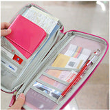 All in One Passport Organizer