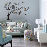 Photo Tree  Wall Decal