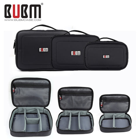 BUBM Electronic Accessories storage Bag - Keep Everything ready and secure.