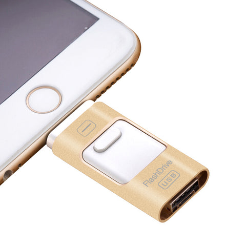 Microflash Usb Flash Drive For iphone 8/7/6s/6s Plus/6/5/5S/ipad
