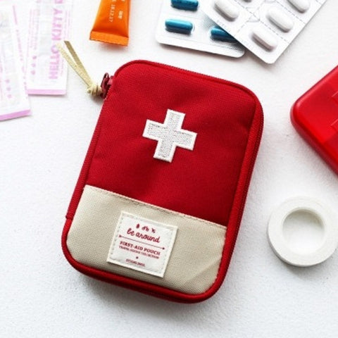 1 Piece Portable Outdoor First Aid Kit
