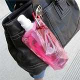 Travel  Folding Journey Collapsible Plastic Bottle Bag Cups
