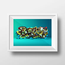 Berst x Bazic: Limited edition digital print 1