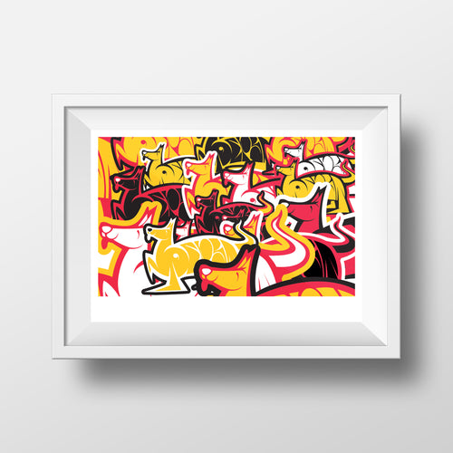BERSTDOG: Limited edition digital print 2