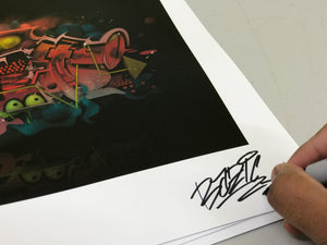 Berst x Bazic: Limited edition digital print 3