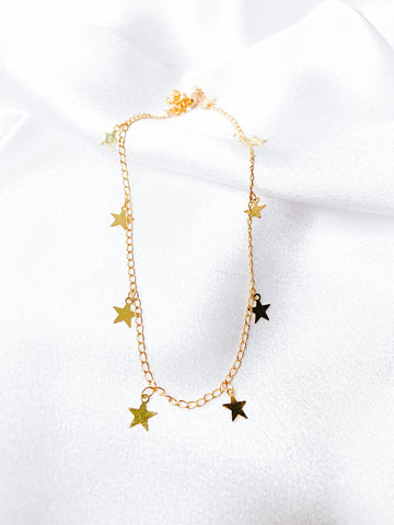 Lily Anklet - Kenzie's Creations Handmade Jewelry