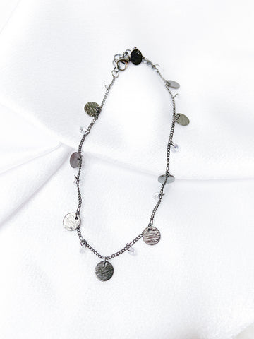 Harper Anklet - Kenzie's Creations Handmade Jewelry