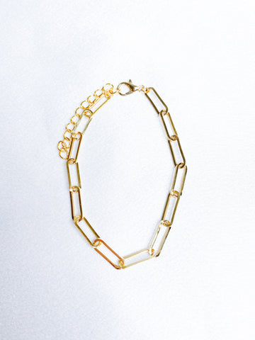 Links Of Gold Bracelet