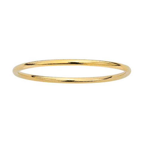 Plain Band Stacking Ring