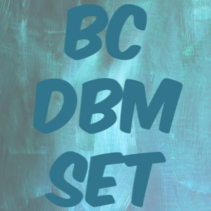 Bead-Card-BC-DBM-SET