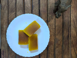 World's Most Gladdening Dessert: Mysore Pak