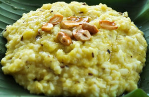 Health benefits of the comfort food pongal