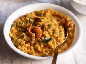 Recipe for Millets Bisi Bele Bhath