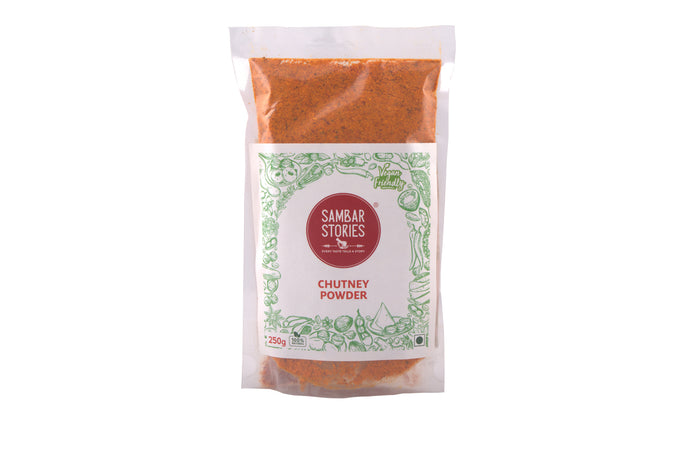 Chutney Powder - Sambar Stories